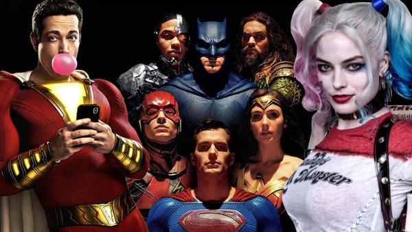O Esquadrão Suicida; Warner/DC; James Gunn; Zack Snyder